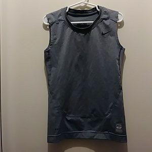 Nike pro combat muscle shirt